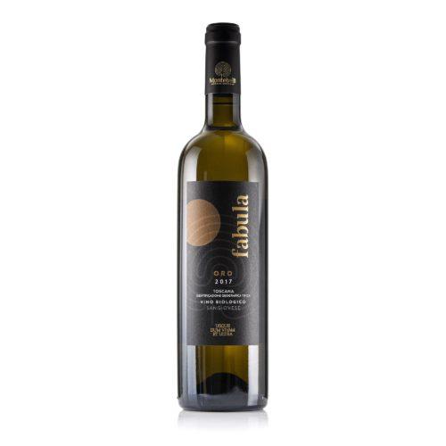 Fabula Oro IGT Red Wine Tuscany Montebelli organic farmhouse
